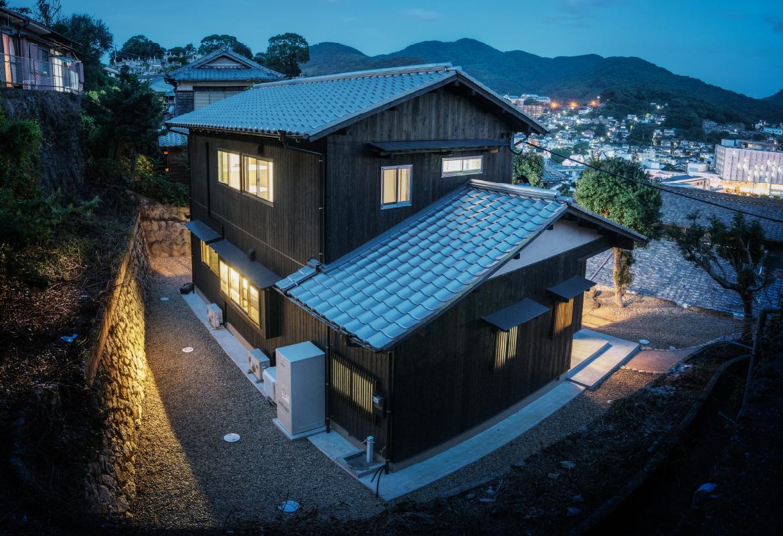 第16回 長崎県木造住宅コンクール 新築部門 優秀賞